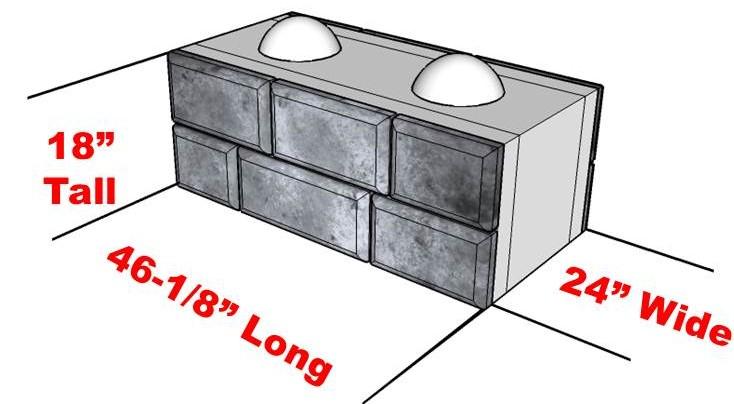 dim-freestanding