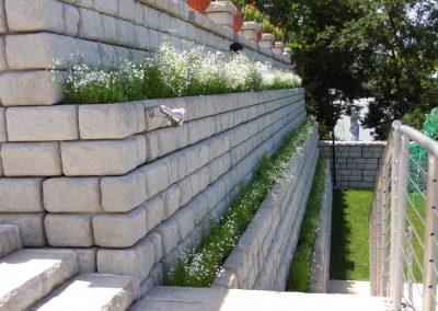 Cobblestone Garden top-Planter