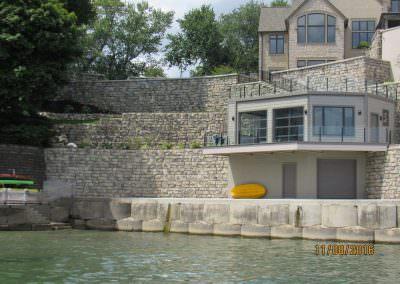 Ledgestone- Residential