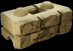 North Coast Redi-Rock Ledgestone Blocks