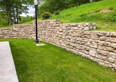 North Coast Redi-Rock Ledgestone Blocks