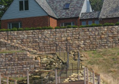 Lakefront Property Wall